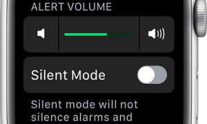 Как поменять звук звонка на apple watch