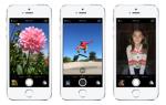 Как открыть серию фото на айфоне