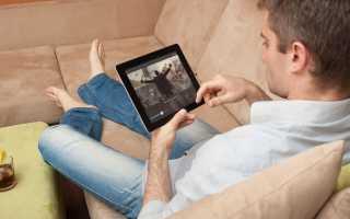 Как смотреть фильмы на ipad 2