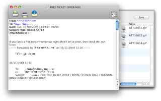 Как открыть файл msg на mac