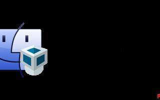 Как установить mac os на virtualbox
