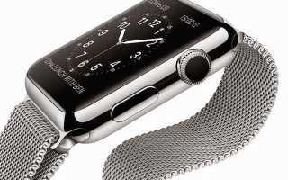 Как поменять ремешок на apple watch 5
