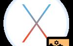 Как переустановить mac os на macbook