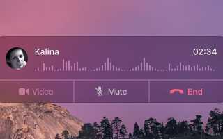 Как отключить звонки на макбуке с айфона