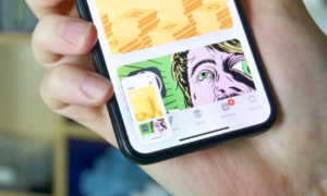 Как прочитать замазанный текст на айфоне