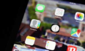 Как вернуть иконку на экран айфона