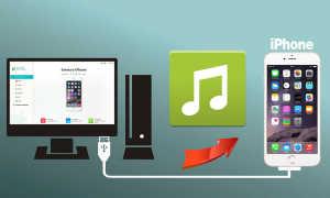 Как загрузить музыку на айфон через itunes с компьютера